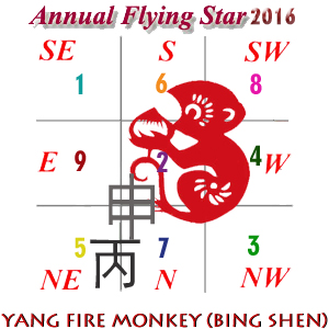 Make the most of 2016, year of the Yang Fire Monkey